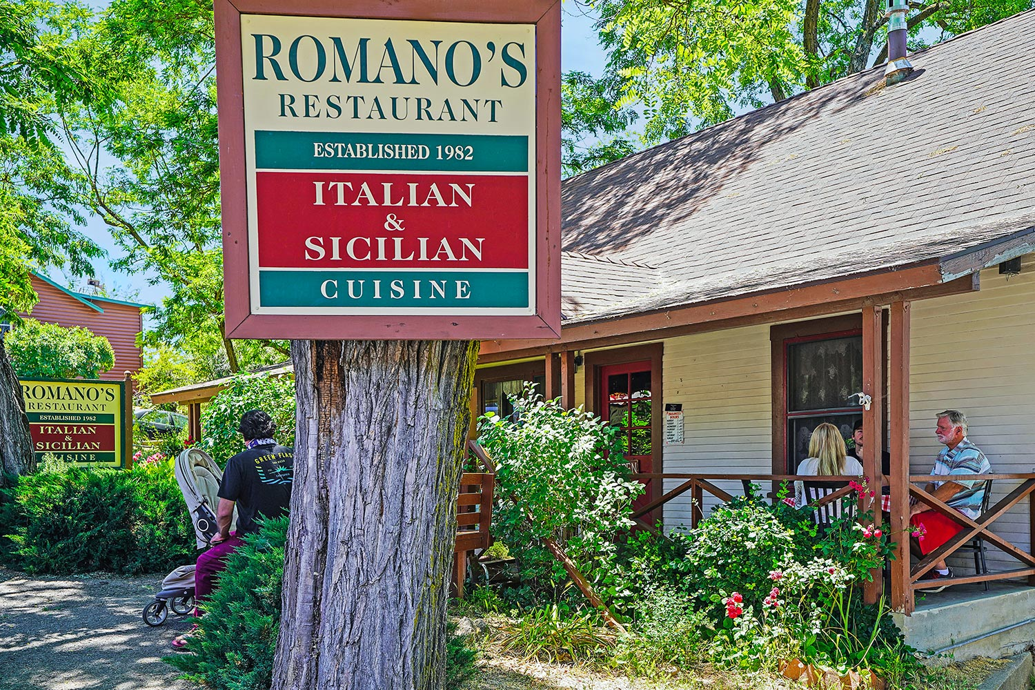 Romano's Restaurant in Julian